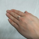 6㎜珠の場合のリング
