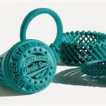 CAD ALPFABET RING 03
