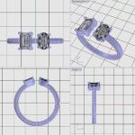 CAD 2 AMETHIST RING 06