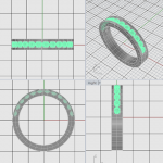 CAD RAILE RING 06