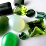 緑系の色石